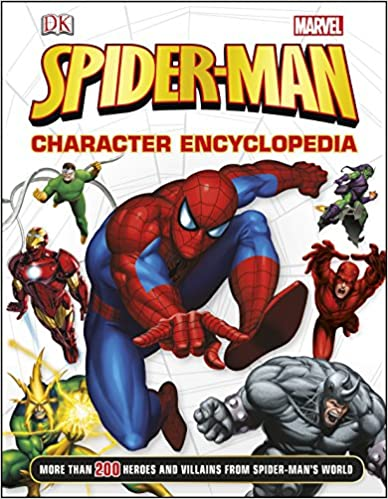 Spider-man Character Encyclopedia: More Than 200 Heroes And Villains From Spider-man's World por Dk epub