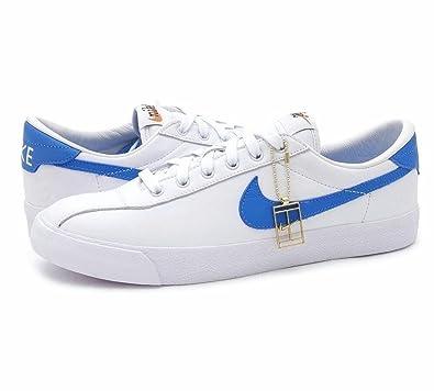 Nike Men's NikeLab Air Zoom Lauderdale Fragment Tennis Classic 857948-114  White/Lite Photo