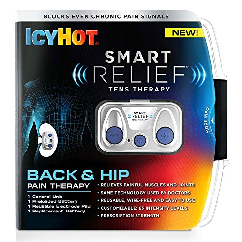 (Icy Hot Smartrelief Strte Size 1ct Icy Hot Smartrelief Starter Kit)