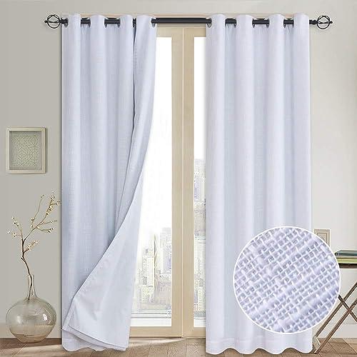 Rose Home Fashion 100 Blackout Curtain