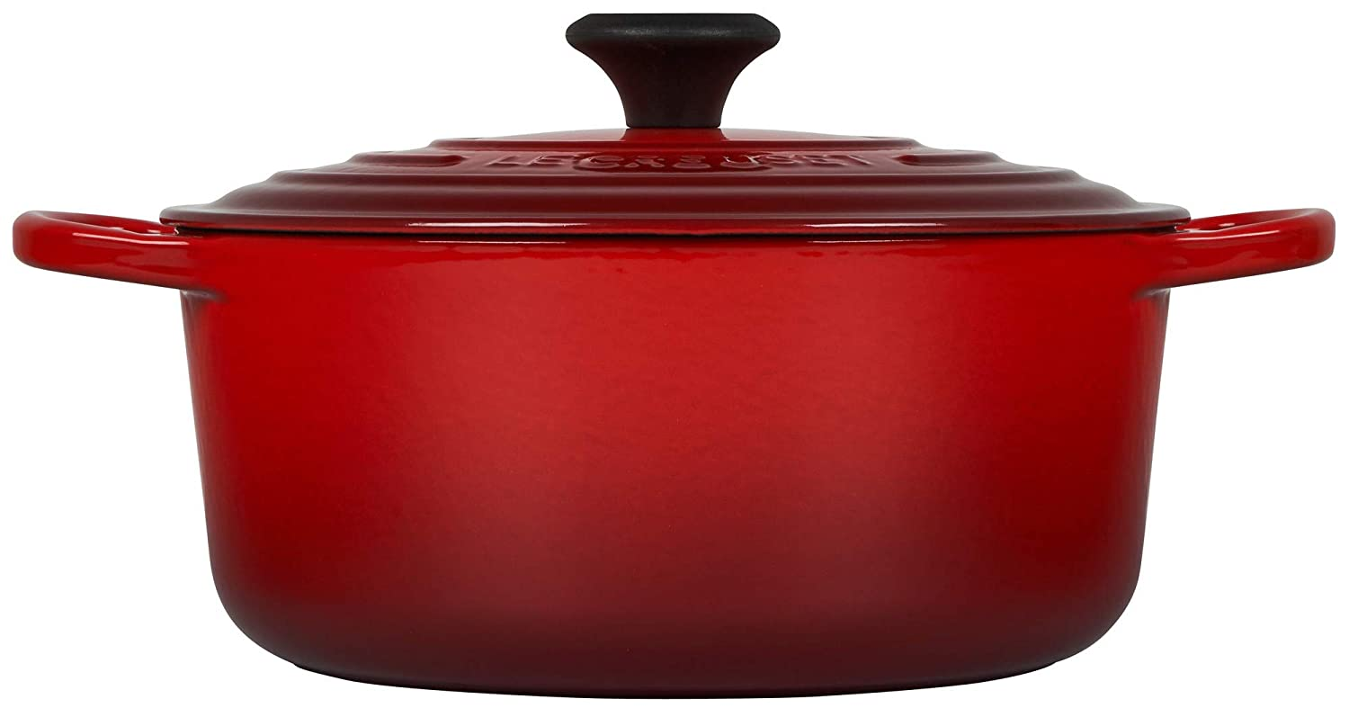 French Dutch Oven Red