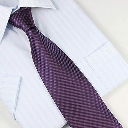 Amazon.com : WYJW Tie Entrevista Hombres de negocios Traje ...