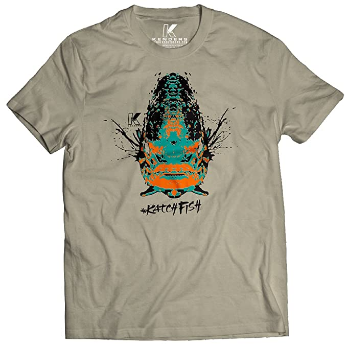 857927d5 Tan Bluegill Fishing T-Shirt Kenders Species 2.0 Shirt Series Fishing Gift,  Fishing Gear