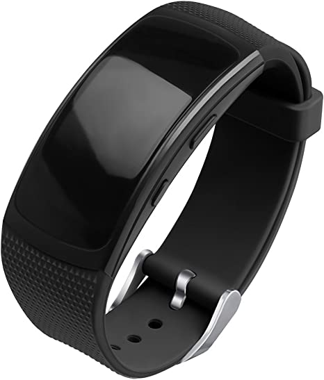 OenFoto Compatible Samsung Gear Fit2 Pro Correa, Fit 2 Pulsera ...