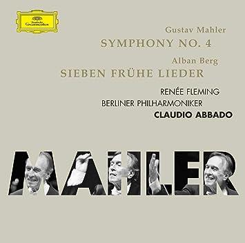 Symphony 4 / Sieben Fruhe Lieder
