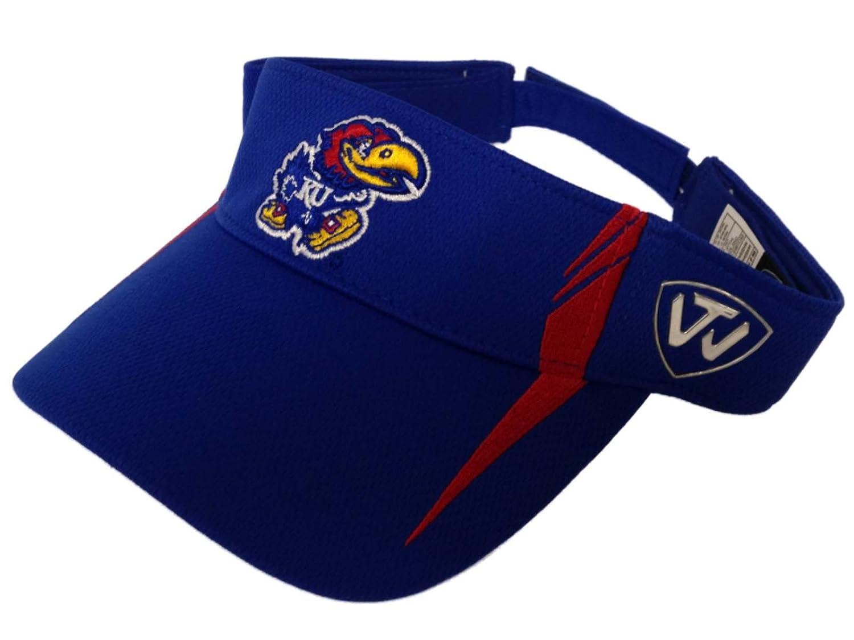 Top of the World Range V Golf Visor Hat NCAA Adjustable Performance Cap