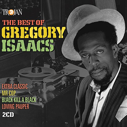 The Best of Gregory Isaacs (2-CD Set) by Trojan