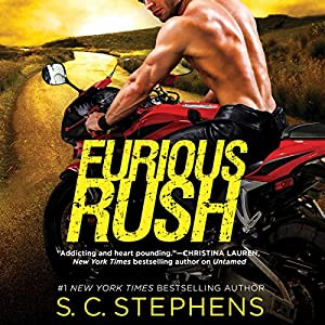 Furious Rush Audiobook