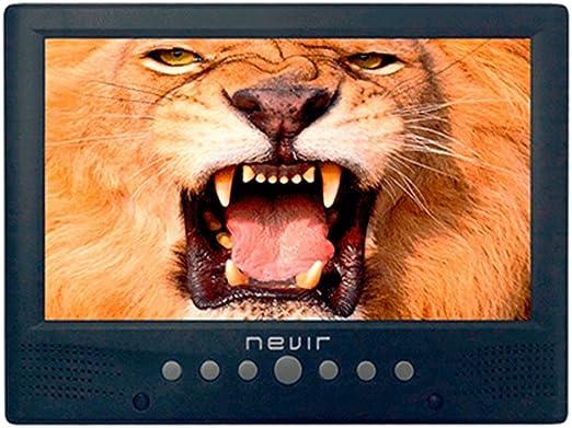 "Nevir Led Tv Portatil de 9"", HD: Nevir: Amazon.es: Electrónica"