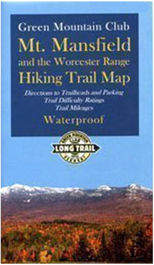 1888021500 Mountain Green Mt Mansfield/worcester Map 61487gdg17L