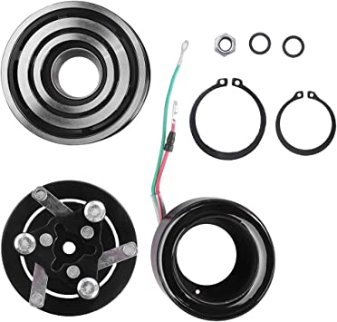 AC Compressor Clutch Assembly Repair Kit for Honda CRV 2002 2003 2004 2005 2006