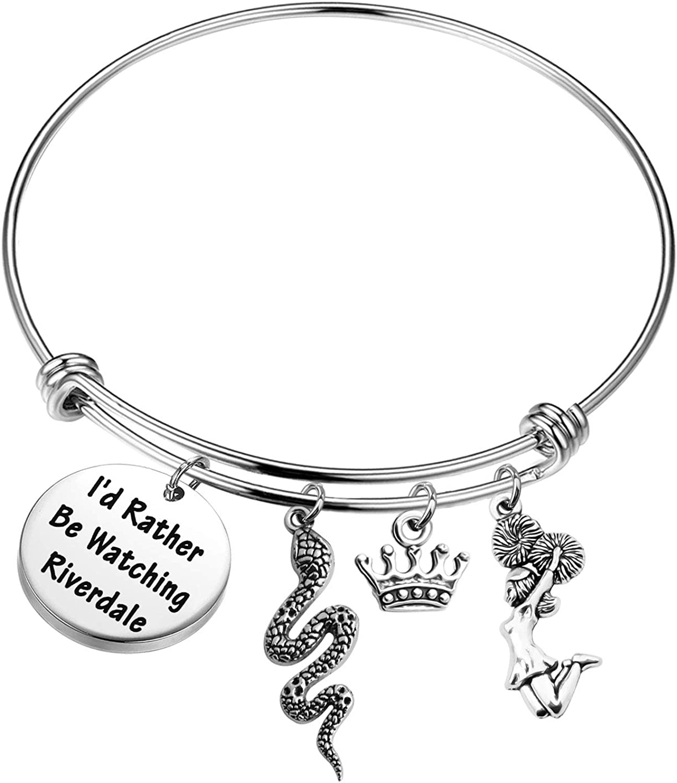 Riverdale Bracelet BFF Bracelet Riverdale Inspired Betty and Veronica Gift