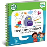 LeapFrog LeapStart Pre-Kindergarten Activity Book: First Day of School and Critical Thinking (English Version)