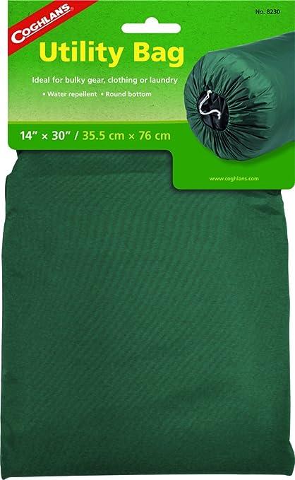 Coghlan's Utility Stuff Bag, 14 x 30-Inch ( Assorted colors )