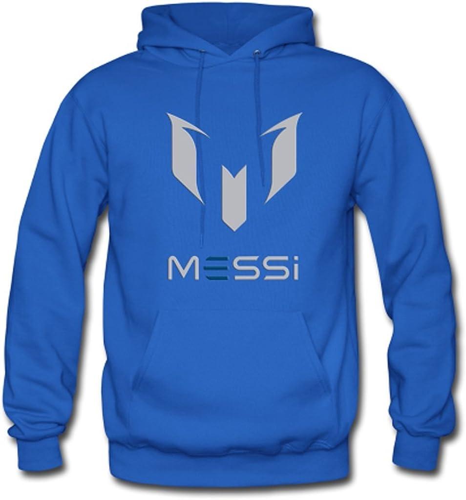 Youth Boy Jugador de fútbol Messi Logo Gildan con Capucha Sudadera ...