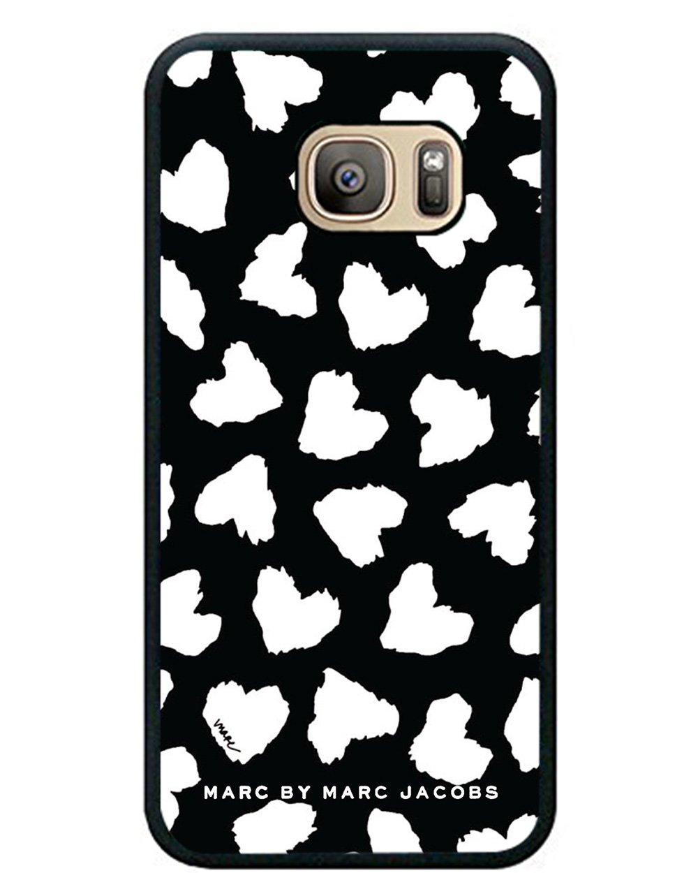 Eocy Custom TPU Phone Case For Samsung Galaxy S7,Marc Jacobs