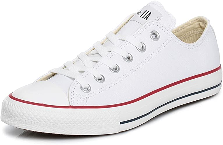 chaussure blanche homme converse