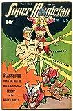 Super Magician Vol 4 #3 1945- BLACKSTONE- Jose Gaspar- Gasparilla