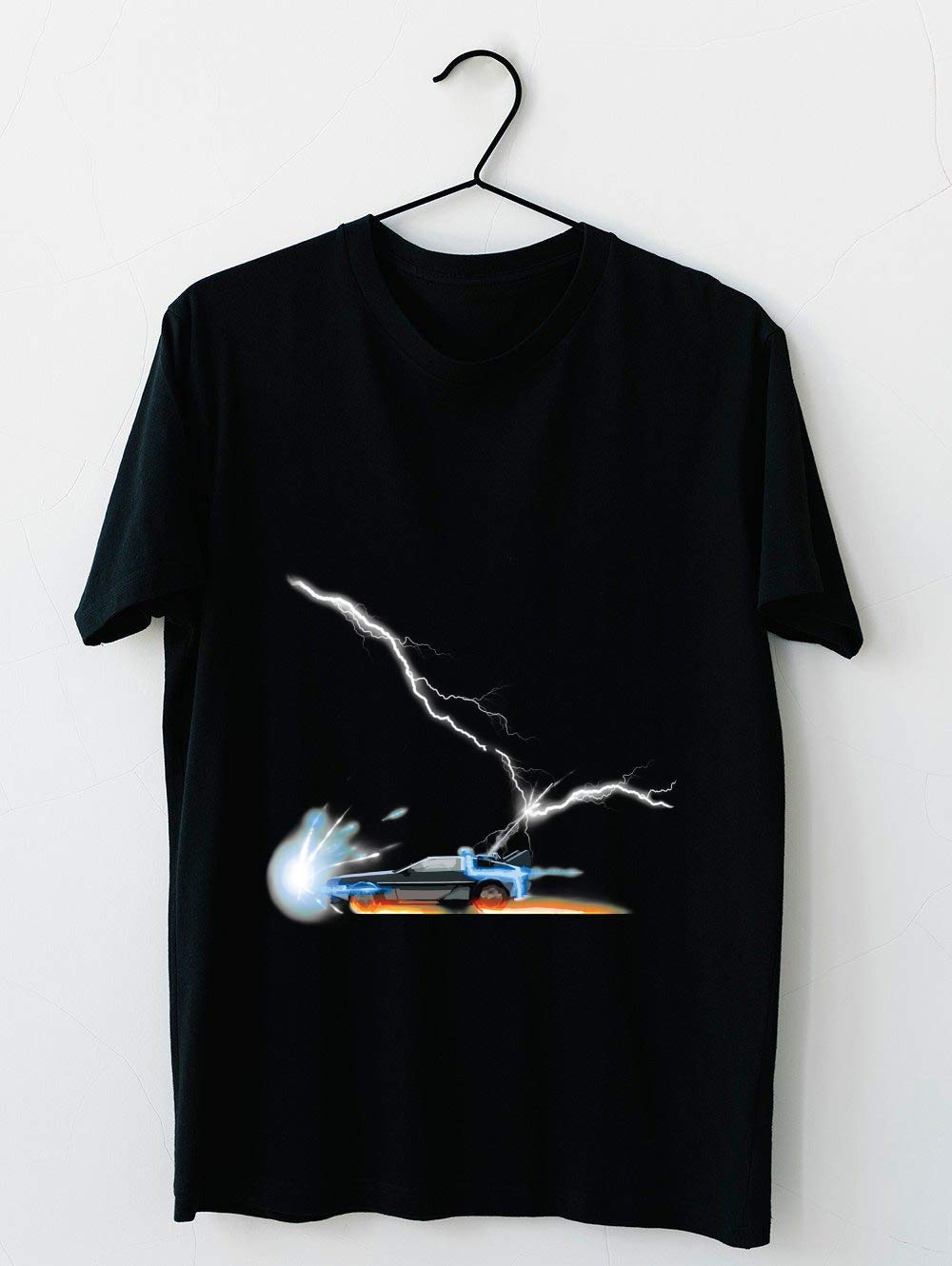 Back To The Future Back To The Future 9 T Shirt For Unisex