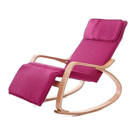 Amazon.com: Silla reclinable con terraza curvada para ...