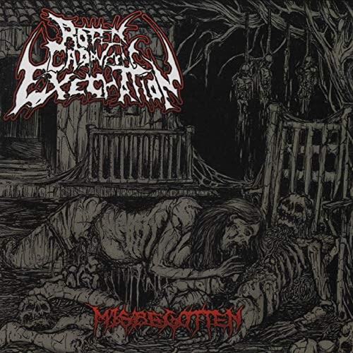 Grotesque Facelift Upon a Recently Deceased Corpse [Explicit]