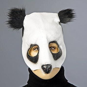 Cro Panda de peluche panda de la máscara de la máscara de Animal Oso Panda de
