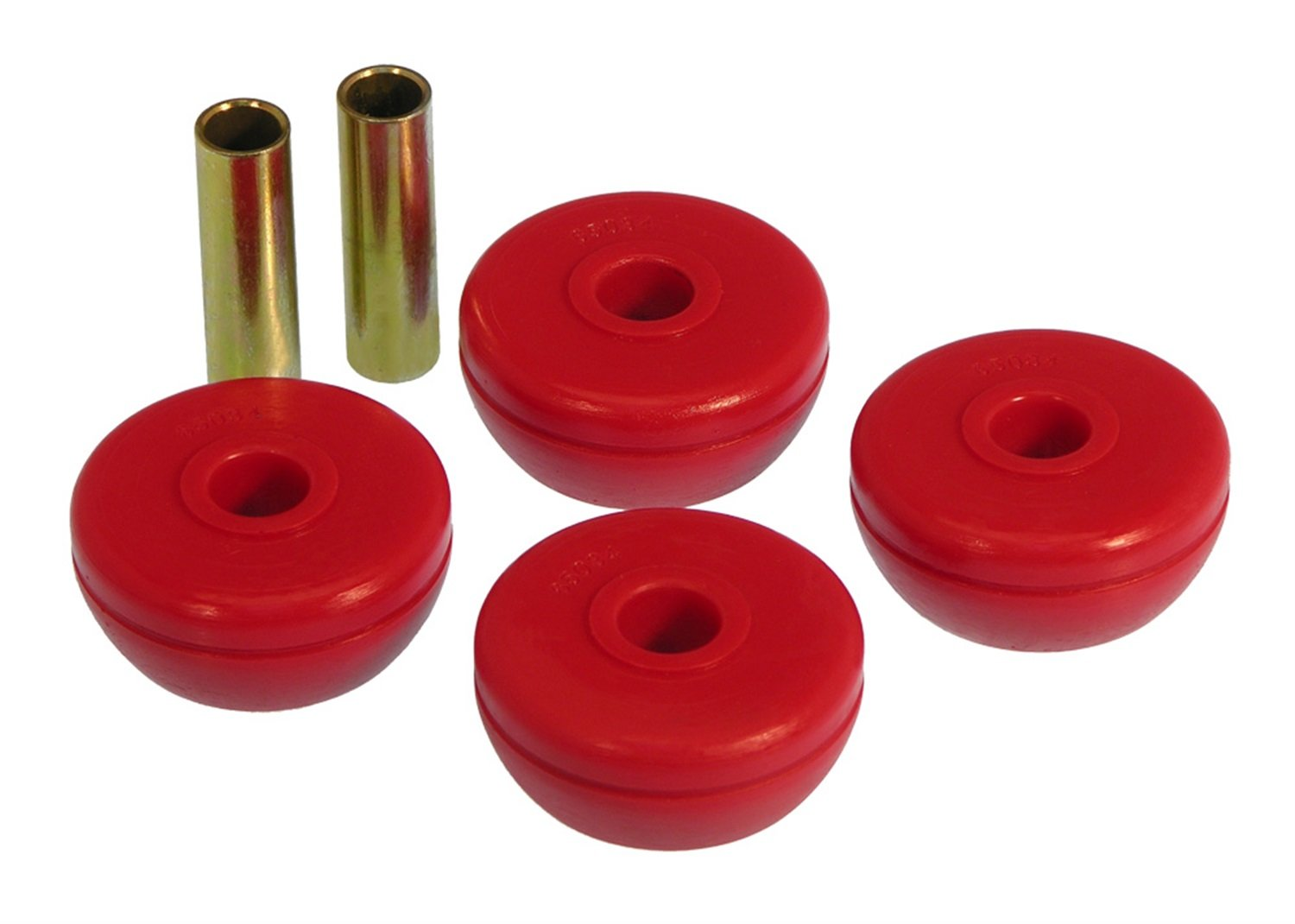 Prothane 8-1203 Red Front Strut Rod Bushing Kit