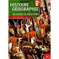 Histoire-Géographie, 6ème : TD