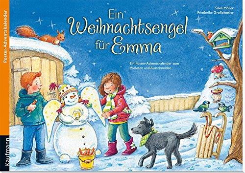 Ein Weihnachtsengel für Emma: Poster-Adventskalender