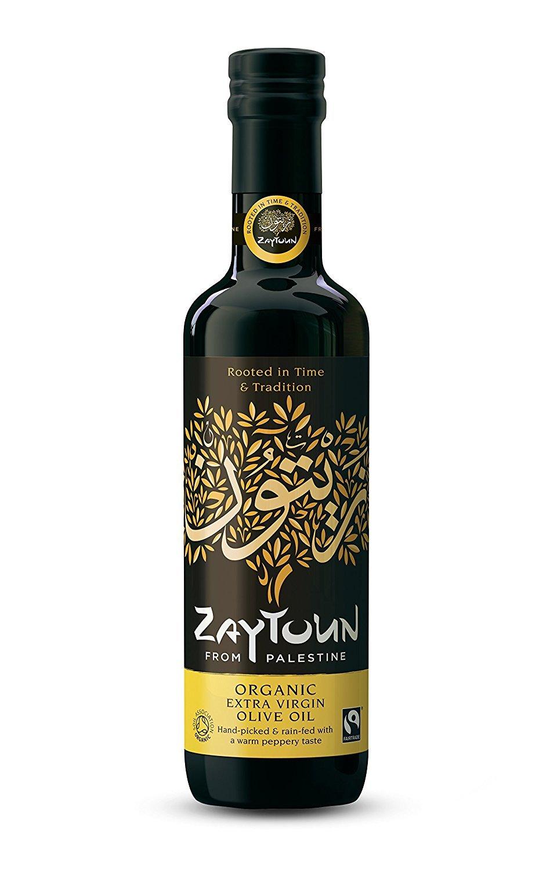 ZAYTOUN Organic Extra Virgin Olive Oil 250ml (PACK OF 1)