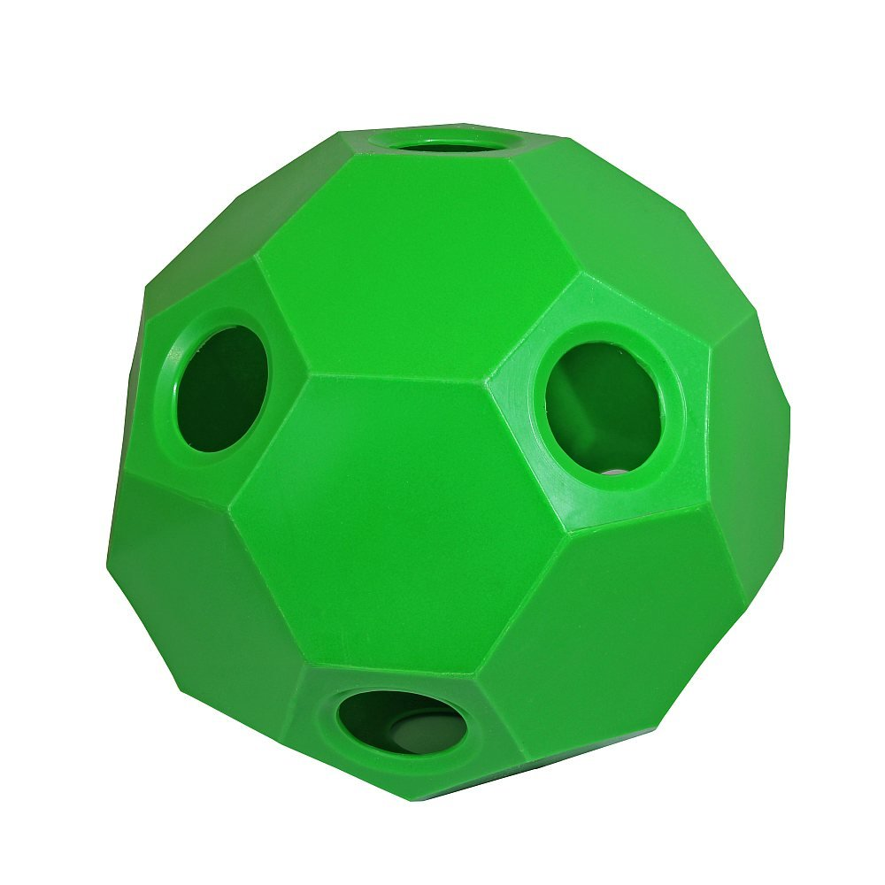 Hay Play foin Balle Balle foin fütterer Cheval Chevaux Jouet vert Parallax