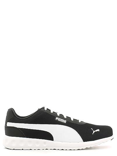 Puma 188274 001 Sneakers Herren Stoff Schwarz: