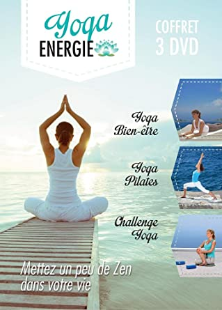 Yoga énergie : Yoga bien-être + Yoga pilates + Challenge ...