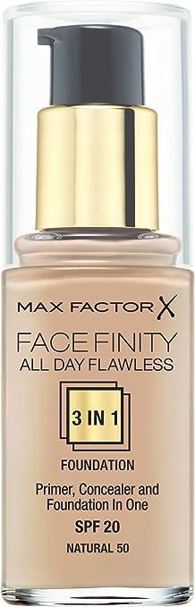 maquillaje max factor 3 en 1