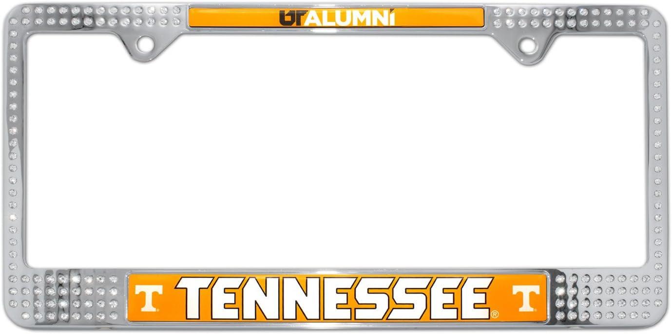 Elektroplate University of Tennessee License Plate Frame Variation Alum