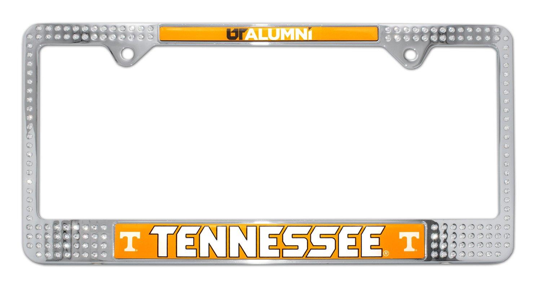 Elektroplate University of Tennessee License Plate Frame Variation Volunteers