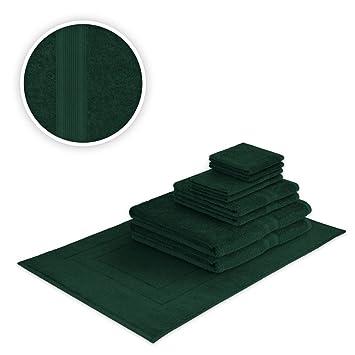 handtuch dunkelgrün