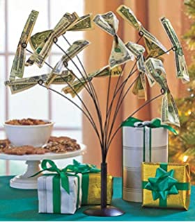 Amazon.com: 3-D Wedding/Anniversary Money Tree (slotted to hold ...