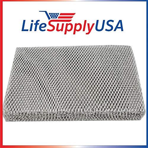 LifeSupplyUSA Water Pad Filter fits HE260 HE265 HE360 HUMBALBP HUMBBLBP HUMBALFP P110-LFP1218 P110-LBP2217 WB217 218 Humidifiers
