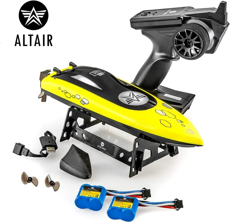 Top 8 Best Remote Control Boats For Beginners - 2020 (Best RC Boats) 5