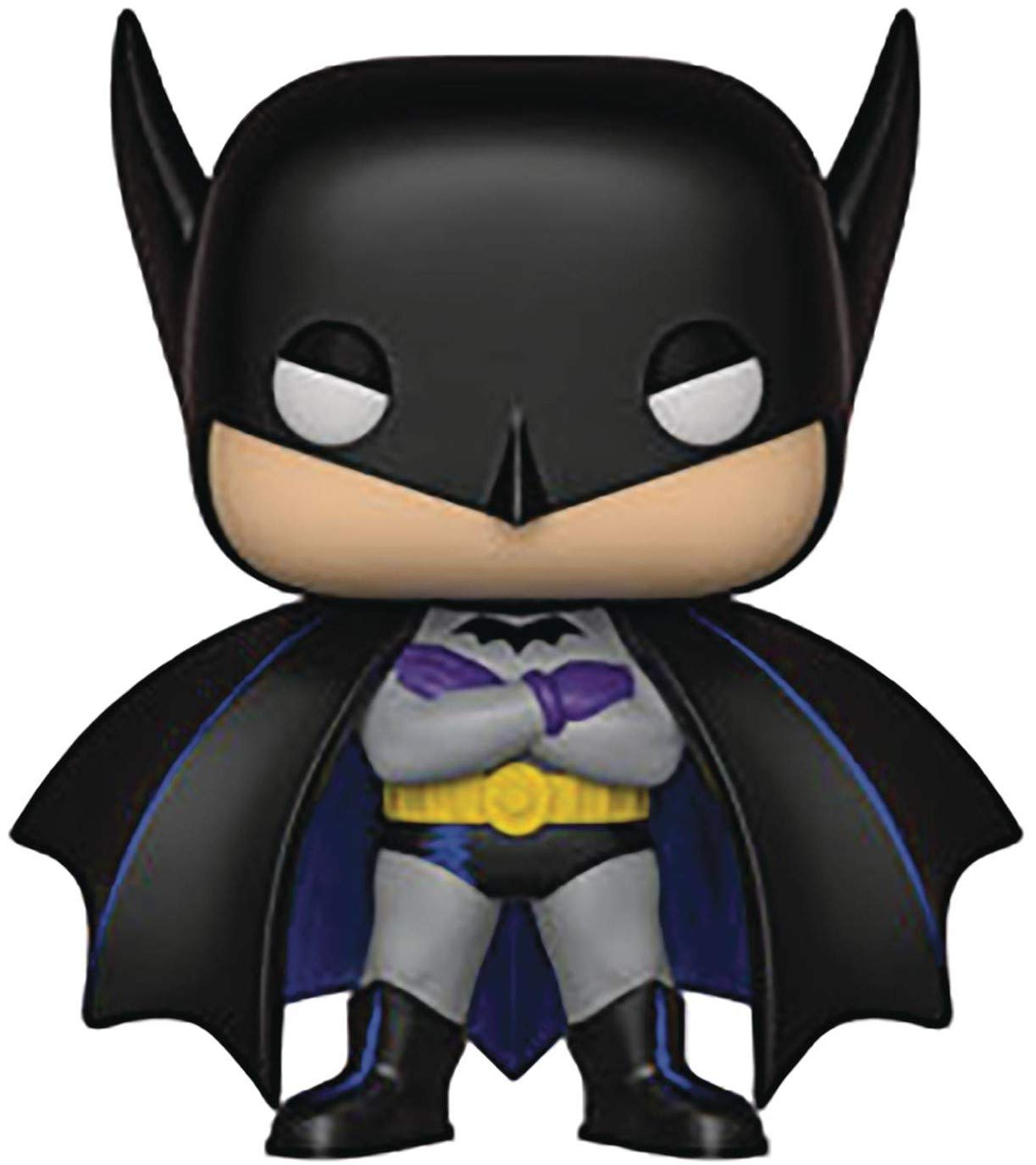 Funko Pop Batman 1st Appearance DC Comics Heroes: Batman 80th Vinyl Figure 1939 Includes Compatible Pop Box Protector Case