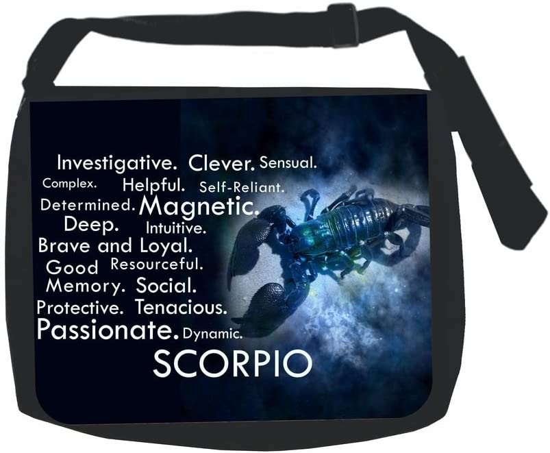 Jacks Outlet Zodiac Aries Traits Sports Bag