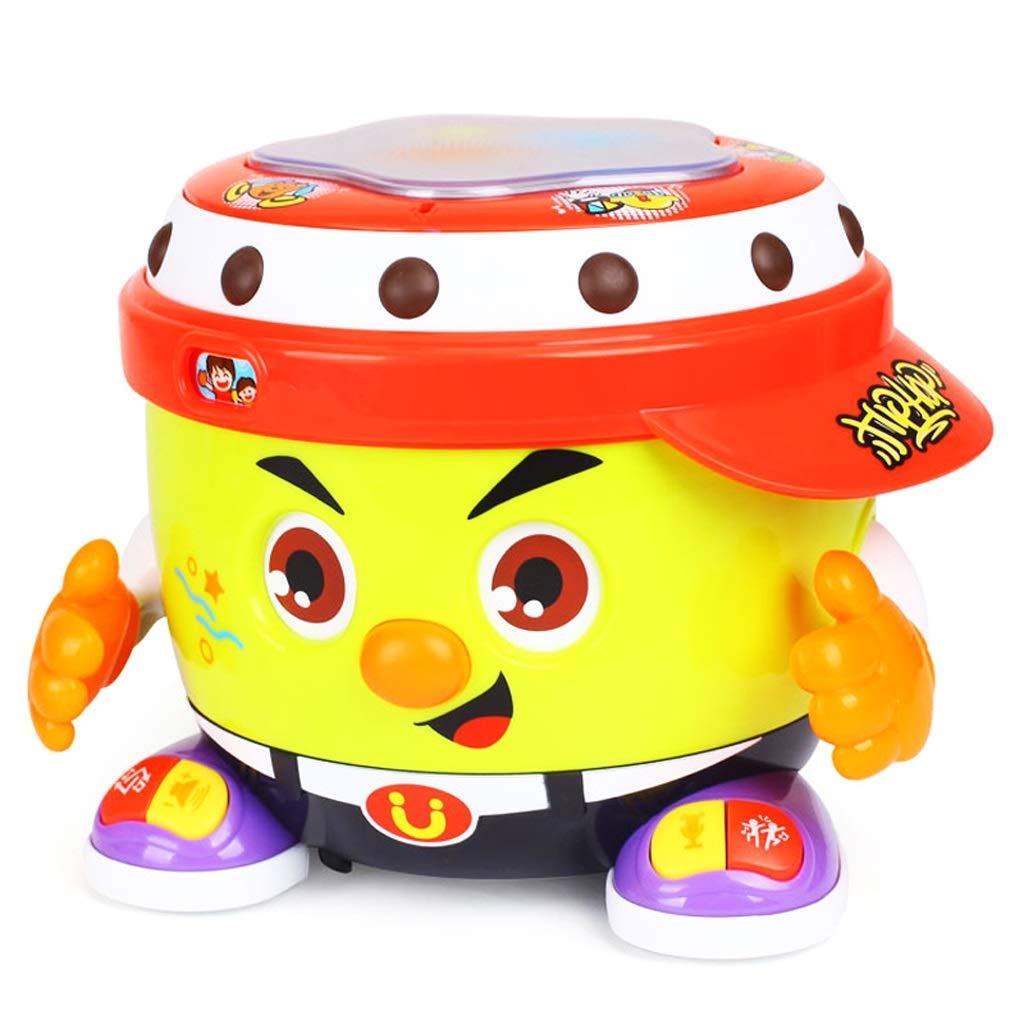 1着でも送料無料 LIUFS-ドラム 子供のドラムミュージックミュージカル啓蒙幼児教育玩具(ランダムに商品を送ってください) (色 color : (色 Random : color) Random color B07GWLYLRR, 【即納】:46334658 --- a0267596.xsph.ru