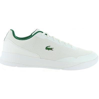 e7ba25a17 LACOSTE Men Sports Shoes 33SPM1016 Lt Spirit 001 White Size 40