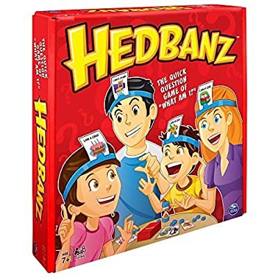 Spin Master Games Hedbanz Games