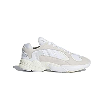 adidas Yung-1 (Cloud White Cloud White) Men s Shoes B37616  Amazon ... 97217db6911