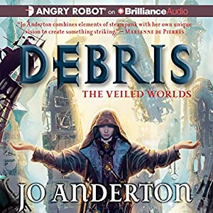 Debris Audiobook