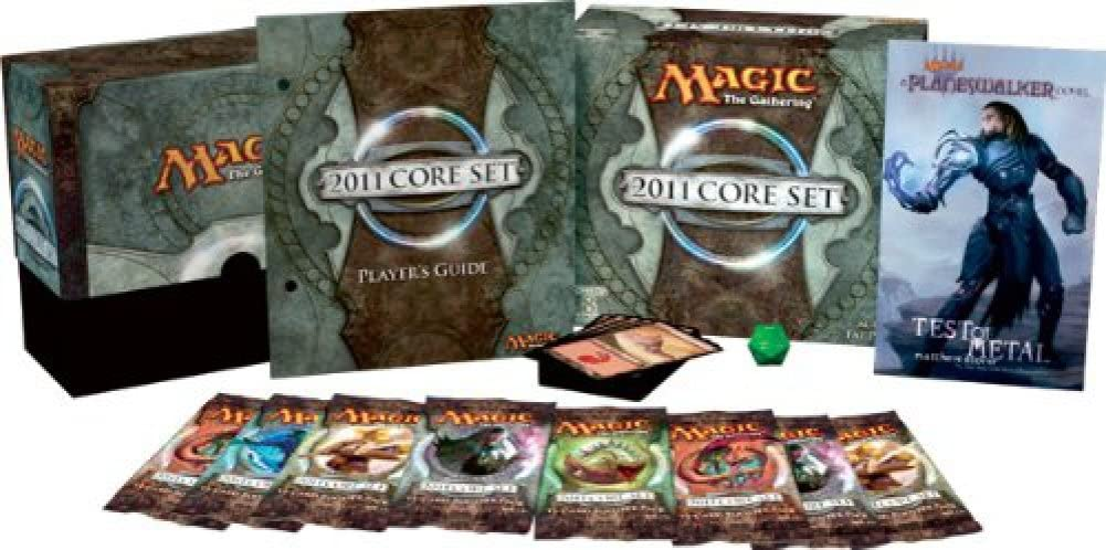Magic 2011 Core Set Fat Pack englisch [Importación alemana]: Amazon.es: Juguetes y juegos