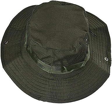 Sombrero para El Sol Sombrero Militar Plano Sombrero De ...