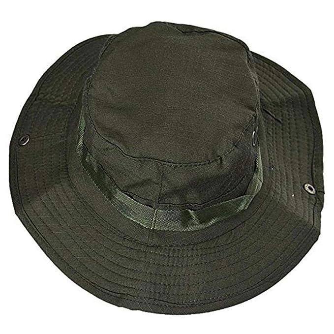 Sombrero para El Sol Sombrero Militar Plano Sombrero De Al Aire Escalada  Libre Especial Estilo Sombrero f1c54891190